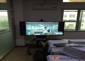思科CISCO CTS-SX20-K9betway365必威体育必威体育app终端应用于福州中安担保分公司