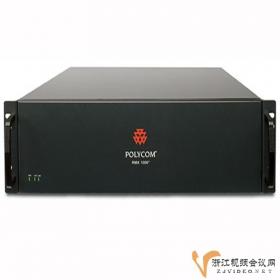 宝利通 Polycom RMX1000C 多点控制器